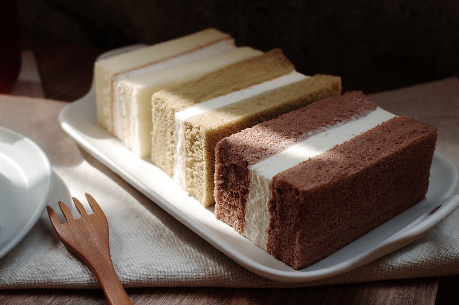 純情戚風三明治|生乳酪系列