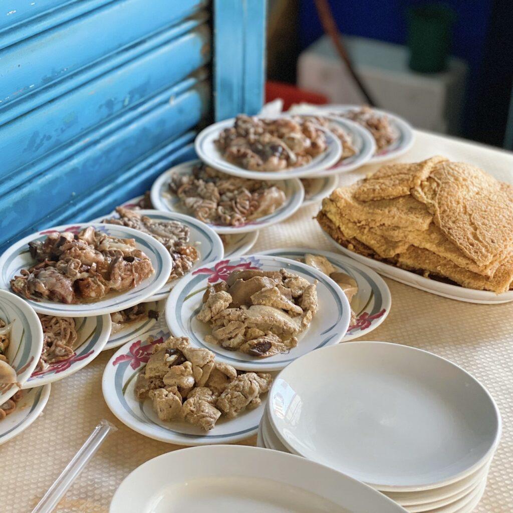 直擊!純情男子漢上工前,像皇帝般的早餐餐桌-3間營養滿分又飽足的嘉義式早餐 8
