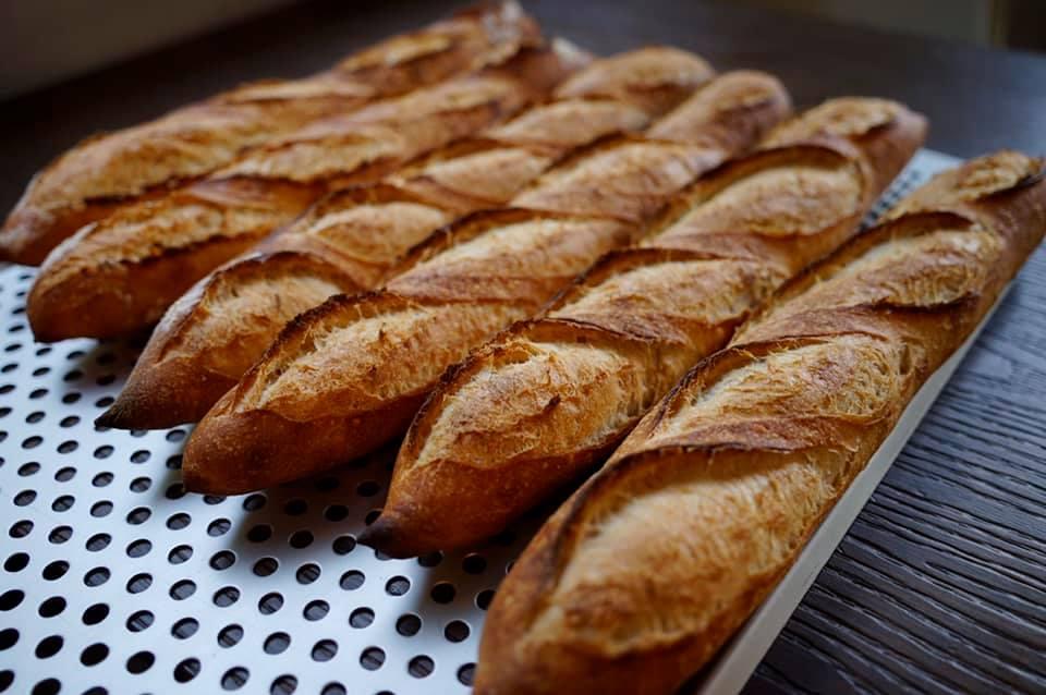 嘉義麵包店 萊德生活烘焙 法國麵包 法棍